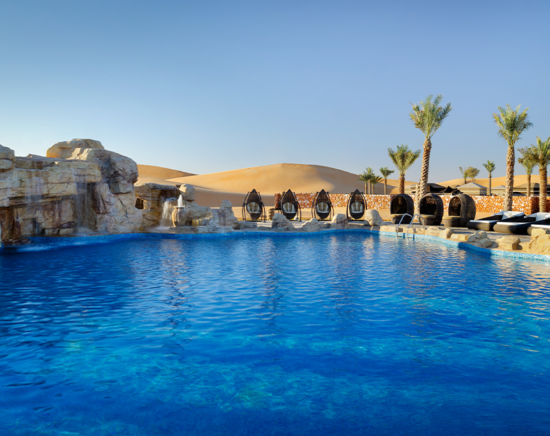 Arabian Nights | Oasis Pool